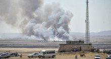 DAEŞ Kobani'yi içerideki uyuyan hücreleriyle vurdu
