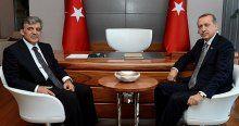 Erdoğan ile Gül TBMM'de bir araya geldi