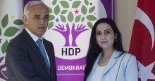 Figen Yüksekdağ MÜSİAD heyetini kabul etti