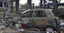 Gana'daki patlamada ölü sayısı 150'ye yükseldi