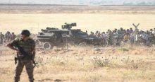 Kobani'de patlama, 8 ölü, 38 kişi yaralı