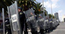 Meksika'da polis konvoyuna saldırı, 6 ölü