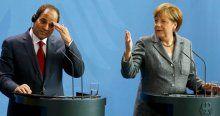 Merkel'den Sisi'ye, 'İdam cezalarına karşıyız'
