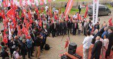 Mitinge 100 kişi gelince istifa etti parti değiştirdi