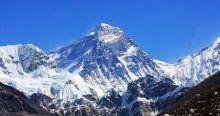 Nepal depremi Everest'i 3 cm uzattı