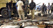 Nijerya'da bombalı saldırı, 25 ölü