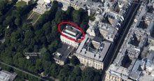 Paris'teki gizemli ABD elçiliği