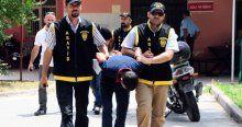Sahte polisler yakalanmamak için kurşun döktürdü