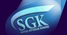 SGK'dan o haberlere yalanlama
