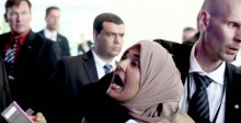 Sisi'yi protesto eden kadın konuştu