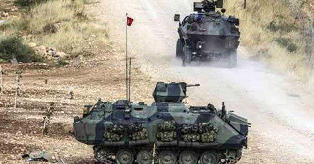 'YPG vuruldu' iddiasına Türkiye'den yalanlama