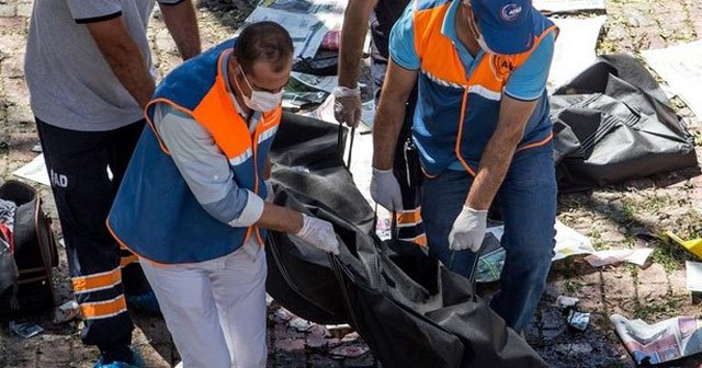 Canlı bombanın kimliği belli oldu iddiası