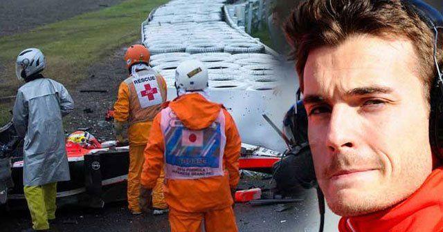 Komada olan Formula 1 pilotu hayatını kaybetti