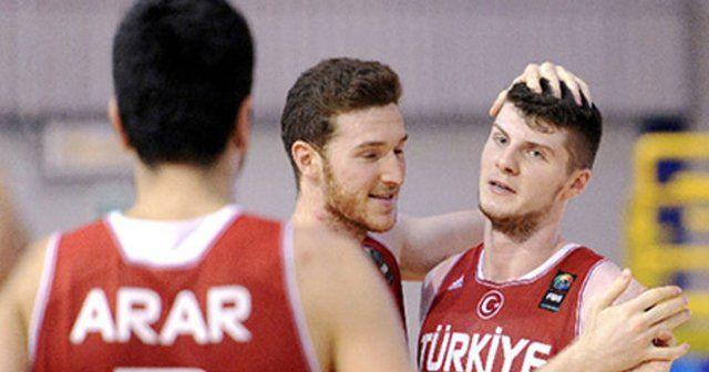 Ümit Milli Erkek Basketbol Takımı finale yükseldi