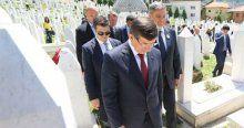 Başbakan Davutoğlu Bosna Hersek'te