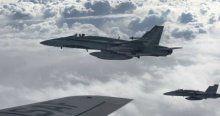 DAEŞ'e 33 yeni hava saldırısı