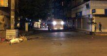 Diyarbakır'da çöp konteynerinde patlama meydana geldi