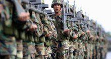 Genelkurmay, 'Vatandaşlar askere alınmak istiyor'