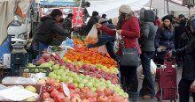 Gıda enflasyonu 17 ay sonra tek haneye indi