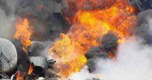 İftar vakti camiye bombalı saldırı, 25 yaralı