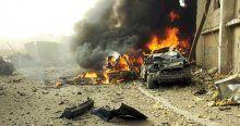 Irak'ta bombalı saldırı, 20 ölü