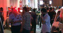 İstiklal Caddesi'nde silahlı kavga, 5 yaralı!