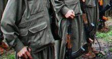 Kars'ta PKK'lı teröristler yol kesti