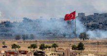 Koalisyon güçleri Cerablus'ta IŞİD hedeflerini vurdu