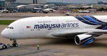 Malezya'nın dev uçağı Real Madrid'de