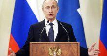 Putin, 'İlk olarak Türkiye'de geçerli olacak'
