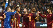 Salih'li Roma, Real Madrid'i devirdi