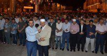 Uygur Türkleri için gıyabi cenaze namazı