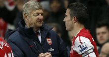Wenger'den Persie yorumu,'Premier Lig için büyük kayıp'