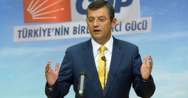 6 saatlik toplantı sonrası CHP'den açıklama