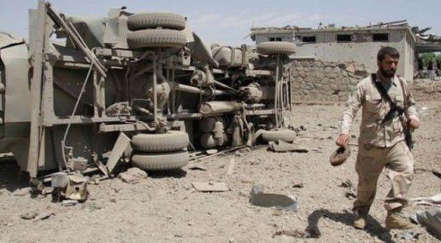 Afganistan'daki saldırıda ölü sayısı artıyor