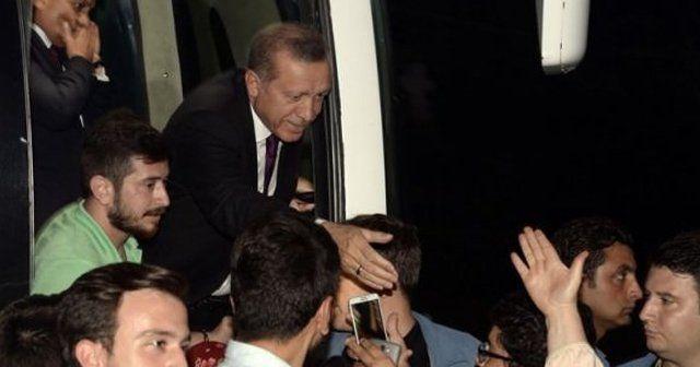 Erdoğan, 'Korkaklara zafer yoktur'