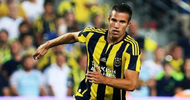 Fenerbahçe'de Van Persie gelişmesi