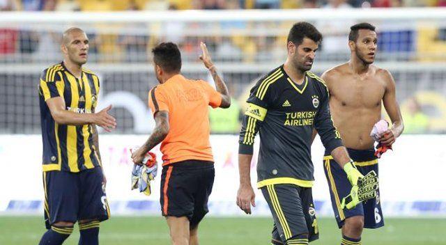 Fenerbahçe'nin hasreti sürüyor