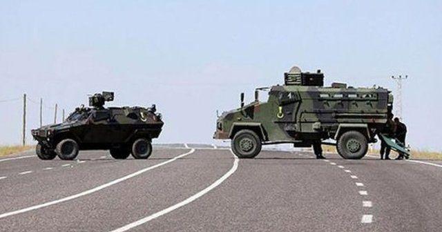 Mardin'de bazı bölgeler Özel Güvenlik Bölgesi ilan edildi