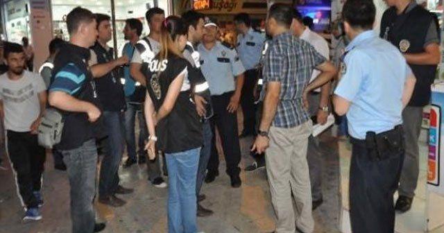 Diyarbakır'da 600 polislik dev uygulama