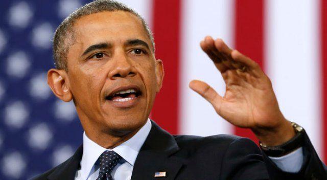 Obama, 'Türkiye ile ilgili çözülmesi gereken sorun...'