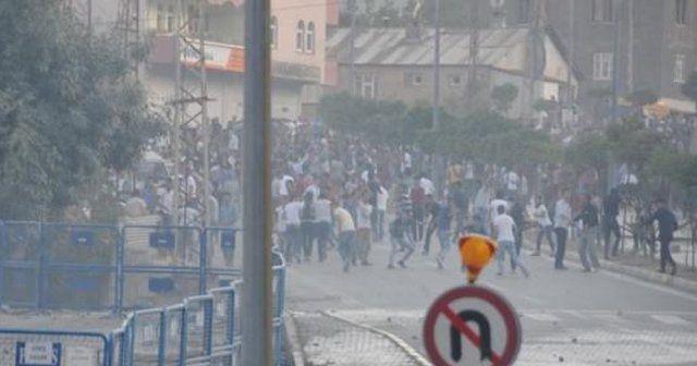 PKK'lı Andok'un cenazesinde olaylar çıktı