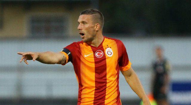 Podolski'den Fenerbahçe'ye Şampiyonlar Ligi göndermesi