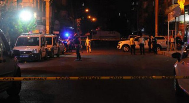 Polis merkezine bombalı saldırı
