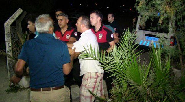 Polisten nefes kesen rehine operasyonu
