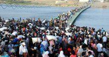 3 milyon kişi göç etti