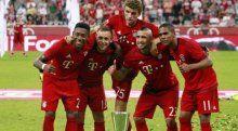 Audi Cup'ta kazanan Bayern