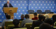 BM'den hava saldırıları hakkında açıklama