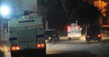 Devriye görevi yapan polislere saldırı