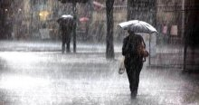 Dikkat, Meteoroloji'den kuvvetli yağış uyarısı